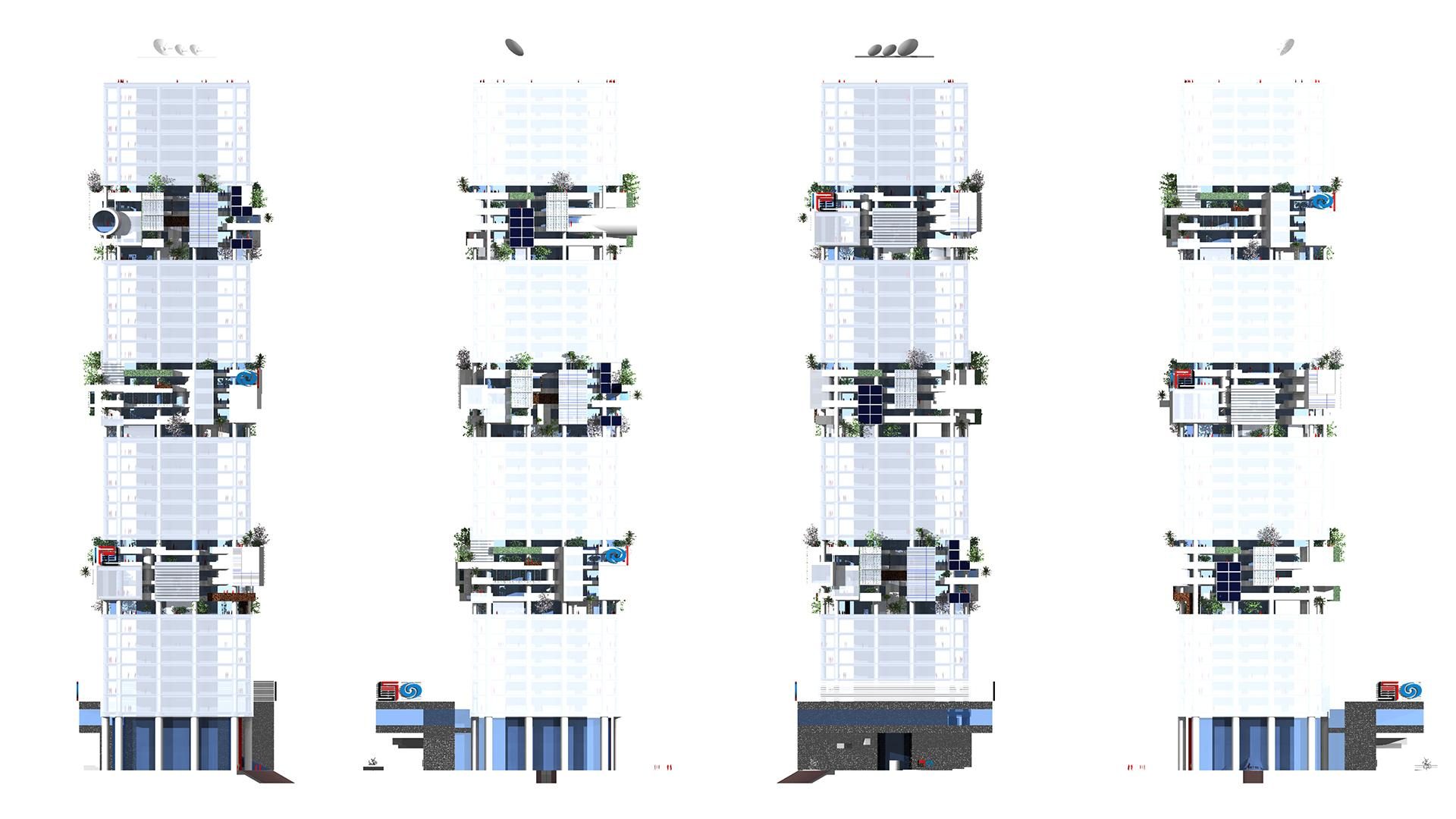 OHA - SBF TOWER 04 - Office For Heuristic Architecture